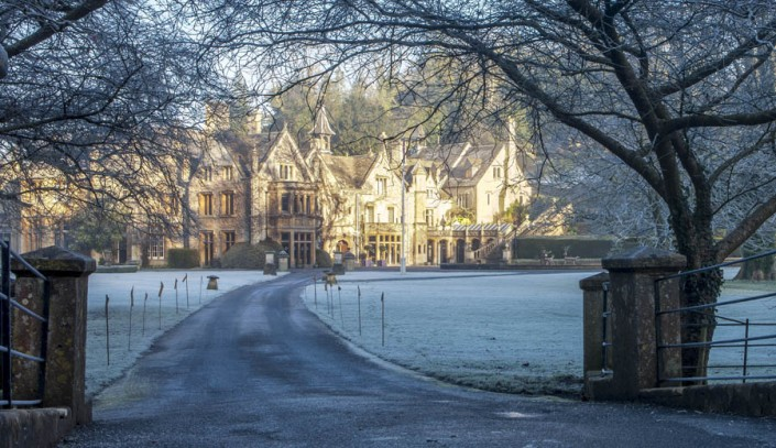 Winter in The Cotswolds, how to beat the Blues