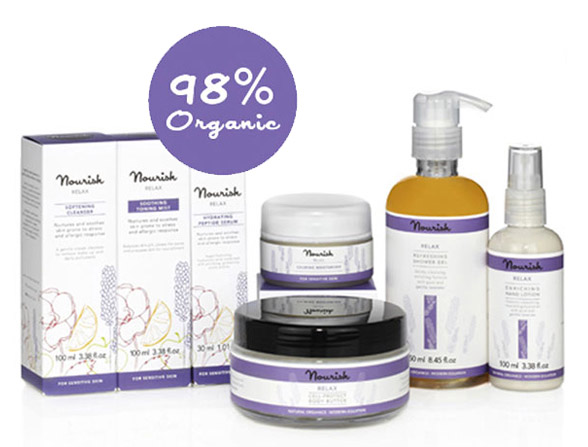 Nurtures and soothes skin prone to stress and allergic response