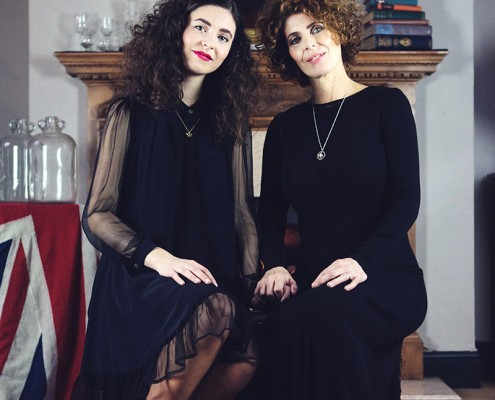 Mother and Daughter, Outsider Photoshoot, All Walks Beyond The Catwalk