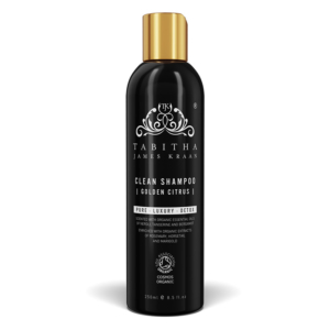 Tabitha James Kraan Clean Shampoo Golden Citrus 250ml