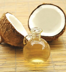coconut oil natural hair care
