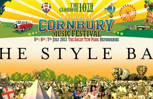 The Stylebar at Cornbury Music festival 2013