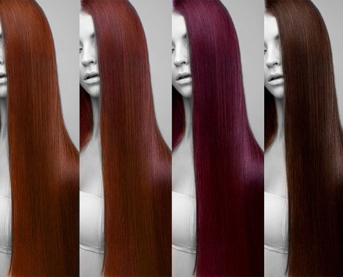 Since the 1950s the percentage of women colouring their hair has risen from 7% to 75%