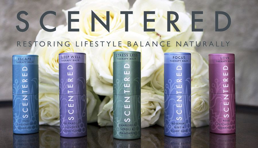 Introducing Scentered, Restoring Lifestyle Balance Naturally