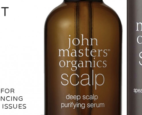 Product of the Week - John Masters Organics Scalp Serum and Shampoo