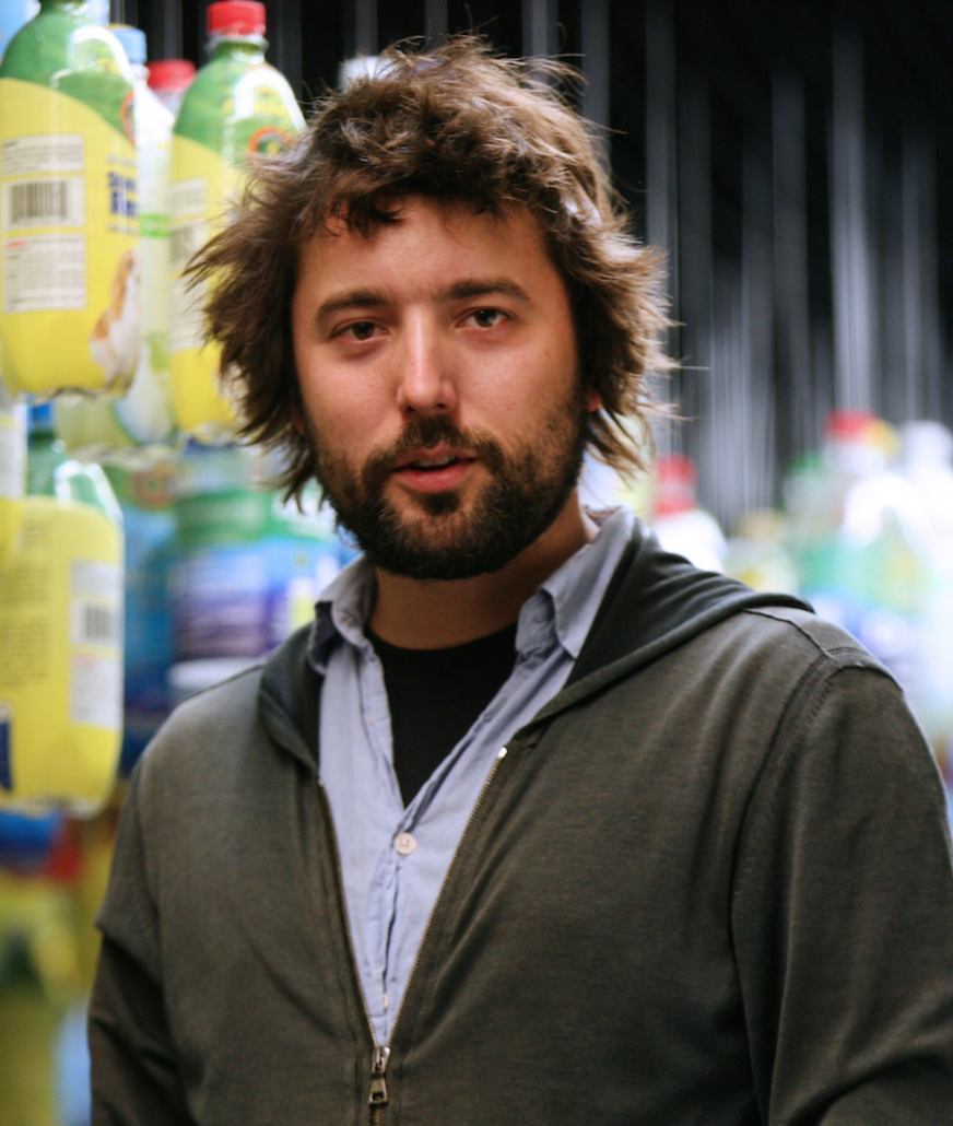 Tom Szaky, founder of TerraCycle