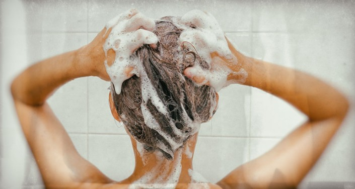 The truth about foam and lather when washing your hair.