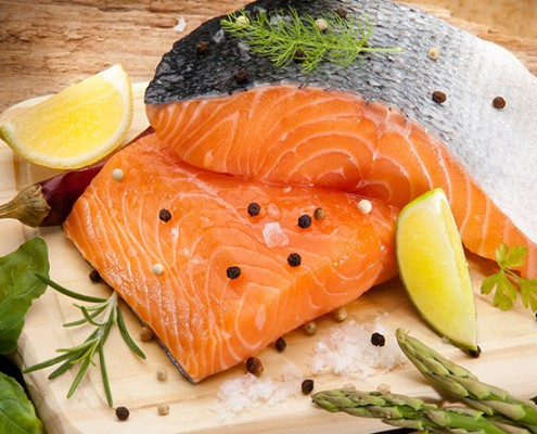 Top 5 food for Healthy Hair