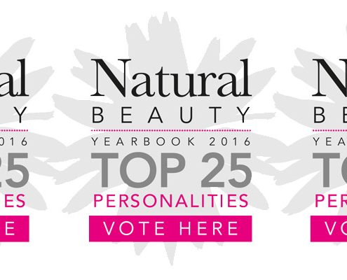 Vote for Tabitha in the Natural Beauty Yearbook 2016