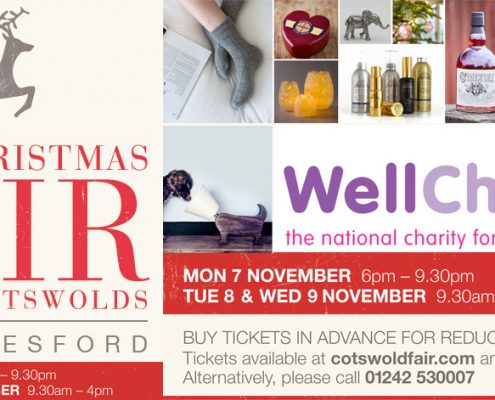 WellChild Charity Christmas Fair at Daylesford Cotswolds 2016